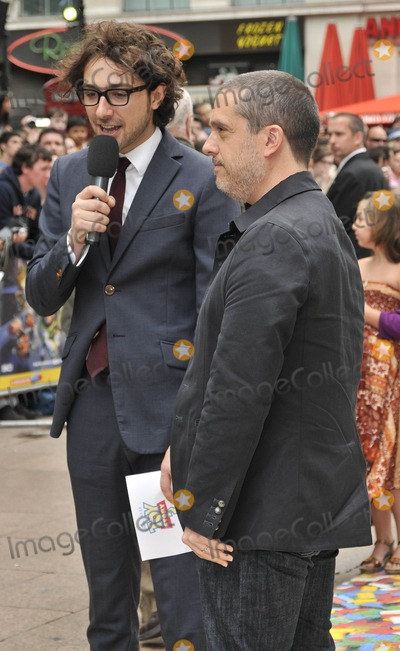 Alex Zane Photo - London UK Alex Zane and Director Lee Unkrich at the Toy Story 3 UK Premiere held at the Empire Cinema in London 18th July 2010Can NguyenLandmark Media