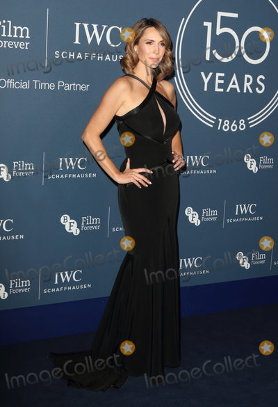 Alex Jones Photo - London UK Alex Jones at IWC Schaffhausen Gala Dinner in honour of the BFI at the Electric Light Station Shoreditch London on October 9th 2018Ref LMK73-J2727-101018Keith MayhewLandmark MediaWWWLMKMEDIACOM