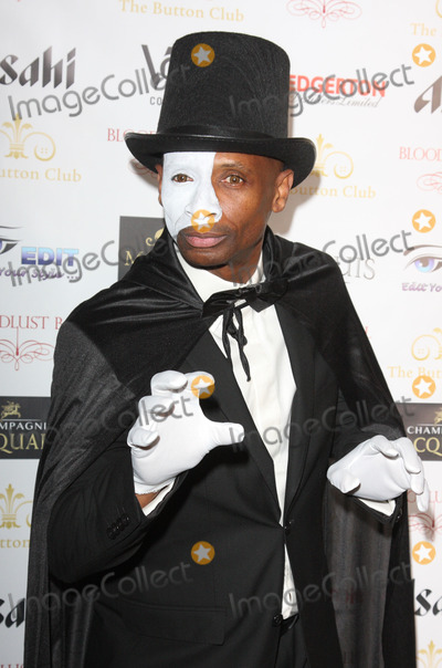 Andy Abraham Photo - London UK  Andy Abraham    at the The BloodLust Ball held at One Mayfair London  28th October 2011  Keith MayhewLandmark Media