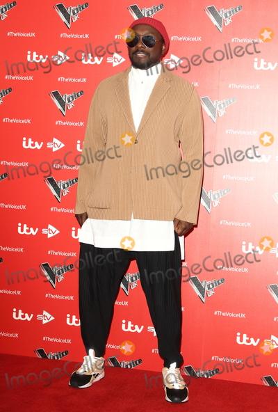 Will I Am Photo - London UK  Will i am at   The Voice 2020  UK Series Press Launch at the Soho Hotel London on December 16th 2019 LMK73-J5942-171116Keith Mayhew Landmark MediaWWWLMKMEDIACOM