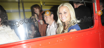 Jennifer Ellison Photo - London UK Jennifer Ellison at the Ghost - The Musical Opening Night at the Piccadilly Theatre 19th July 2011Can NguyenLandmark Media