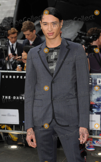 Nat Weller Photo - London UK  Nat Weller    at the European premiere of the new  Batman film The Dark Knight Rises Odeon Leicester Square 18th July 2012