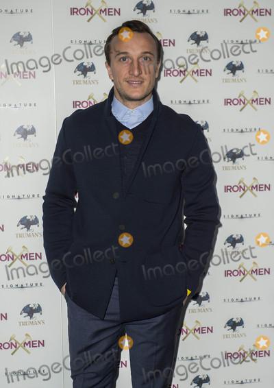 Genesis Photo - London UK  Mark Noble at  the UK Premiere of Iron Men at the Mile End Genesis Cinema on March 2nd 2017 in London EnglandRef LMK386-63058-030317Gary MitchellLandmark Media WWWLMKMEDIACOM