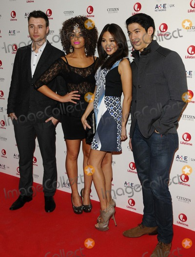 Adiza Shardow Photo - London UK  291013Shane OMeara Adiza Shardow Elizabeth Tan and Chris Chung at the Lifetime Entertainment Channel launch party held at One Marylebone Marylebone Road29 October 2013Ref LMK315-45595-301013Can NguyenLandmark MediaWWWLMKMEDIACOM