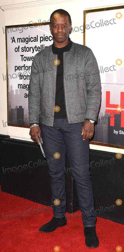 Adrian Lester Photo - London UK Adrian Lester at The Lehman Trilogy Press Night held at Piccadilly Theatre Denman Street London on Wednesday 22 may 2019  May 2019  Ref LMK392-J4931-230519Vivienne VincentLandmark Media WWWLMKMEDIACOM