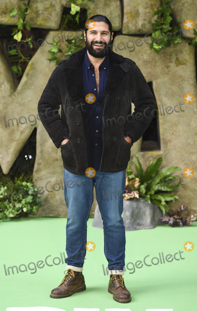 Kayvan Novak Photo - London England 140118Kayvan Novak at the Early Man World Premiere held at BFI IMAX 14 January 2017Ref LMK386-MB1114-140118Gary Mitchell  Landmark MediaWWWLMKMEDIACOM