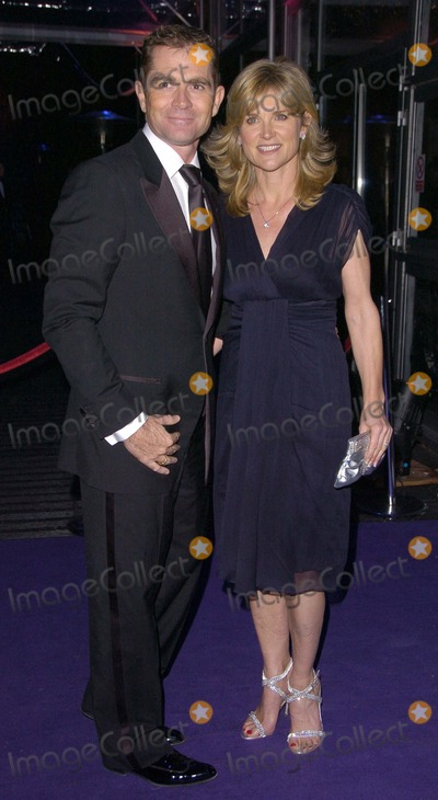 Anthea Turner Photo - London UK  Grant Bovey and Anthea Turner  at the  La Dolce Vita London Charity gala Battersea Exhibition Centre London 12th December 2007Can NguyenLandmark Media