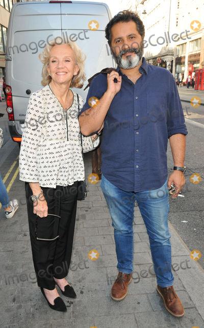 Hayley Mills Photo - London UK Hayley Mills and Firdous Bamji at the The Mentor press night Vaudeville Theatre The Strand London England UK on Tuesday 04 July 2017Ref LMK315-J501-050717Can NguyenLandmark MediaWWWLMKMEDIACOM