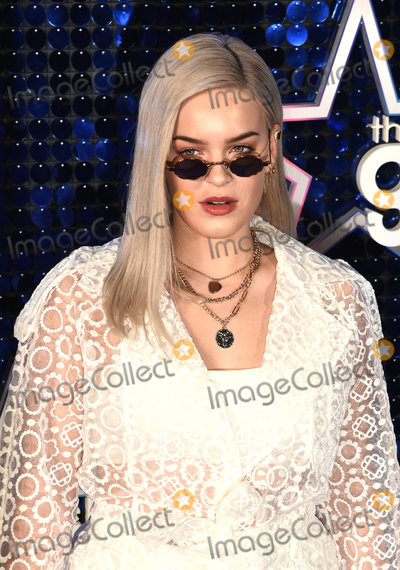 Anne Marie Photo - London UK Anne-Marie at The Global Awards held at Eventim Apollo Hamersmith London on Thursday 1 March 2018 Ref LMK392-J1601-020318Vivienne VincentLandmark Media WWWLMKMEDIACOM