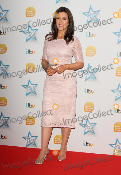 Susanna Reid Photo - London UK Susanna Reid at Good Morning Britain Health Star Awards at Rosewood London on April 24th 2017Ref LMK73-J228-250417Keith MayhewLandmark MediaWWWLMKMEDIACOM
