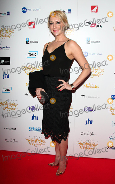 Ali Bastian Photo - London UK Ali Bastian at the 17th Annual Whats On Stage Awards held at The Prince Of Wales Theatre London on Sunday 19 February 2017Ref LMK73 -61731-200217Keith MayhewLandmark Media WWWLMKMEDIACOM