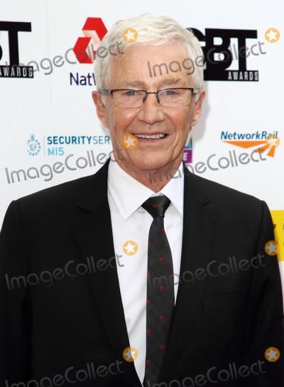 Paul OGrady Photo - London UK  Paul OGrady at the British LGBT Awards at the London Marriott Hotel Grosvenor Square London 17th May 2019RefLMK73-S2445-180519Keith MayhewLandmark Media WWWLMKMEDIACOM