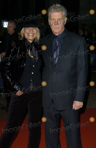 Anita Pallenberg Photo - LondonUK  Anita Pallenberg and James Fox at the London Film Premiere of  their  film   Mister Lonely Odeon West End  Pallenberg and Fox are best known for their film roles in the Mick Jagger starring movie Performance in the late 1960s 26th October 2007 Can NguyenLandmark Media
