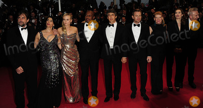 Andrea Arnold Photo - CannesFrance   Nanni Moretti  Hiam Abbass  Diane Kruger  Raoul Peck  Alexander Payne  Ewan MC Gregor  Andrea Arnold  Emmanuelle Devos Jean-Paul Gaultier  at the premiere of Amour 65th Cannes Film Festival 20th May 2012  SYDLandmark Media