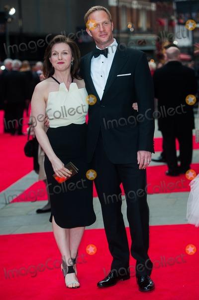 Rupert Penry-Jones Photo - London UK Dervla Kirwan and Rupert Penry Jones at the Olivier Awards at The Royal Opera House Covent Garden 28t April 2013Justin NgLandmark Media