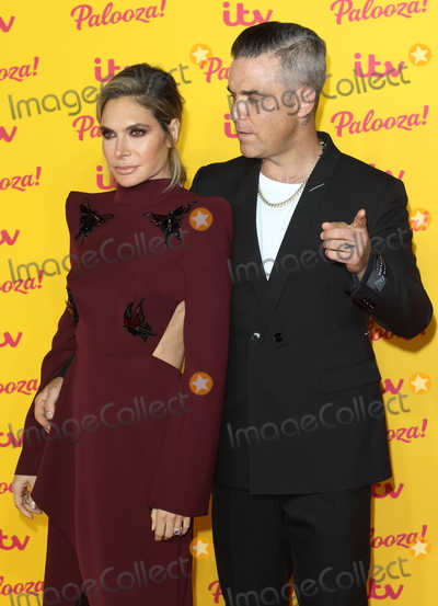 Ayda Williams Photo - London UK Robbie Williams and Ayda Williams at ITV Palooza at the Royal Festival Hall Belvedere Road London on Tuesday 16 October 2018Ref LMK73-J2793-171018Keith MayhewLandmark MediaWWWLMKMEDIACOM