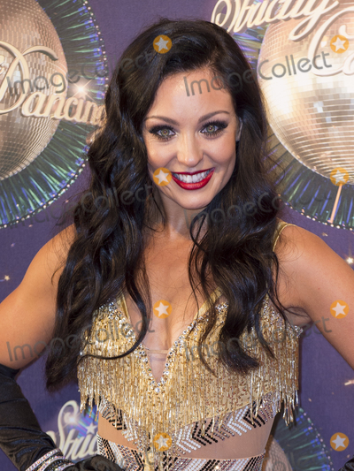 Amy Dowden Photo - LondonUK   Amy Dowden  at  the Strictly Come Dancing 2017 red carpet launch TV premiere at The Piazza on 28th August  2017  RefLMK386-S622-290817  Gary MitchellLandmark Media WWWLMKMEDIACOM