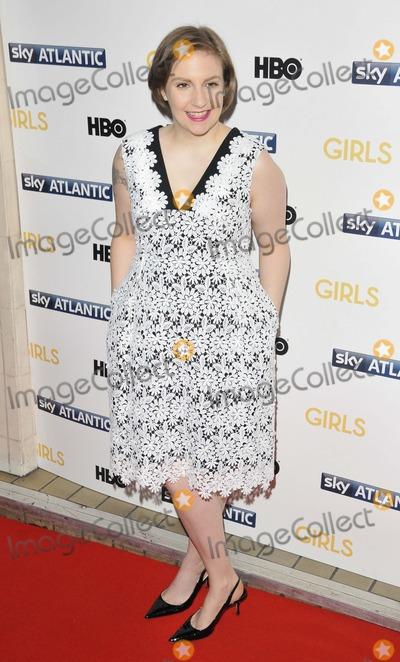 Lena Dunham Photo - London UK Lena Dunham attends the Girls UK TV premiere Cineworld Haymarket Haymarket on Wednesday January 15 2014 in London England UKRef LMK315-46394-160114Can NguyenLandmark Media WWWLMKMEDIACOM