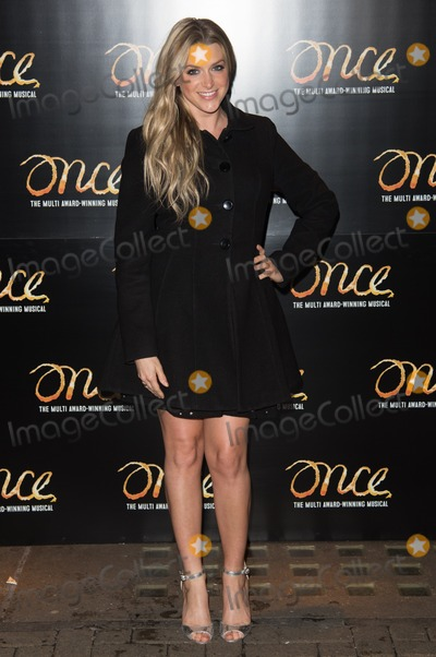 Anna Williamson Photo - London UK Anna Williamson  at the Once Press Night featuring Ronan Keating in the lead role of Guy at The Phoenix Theatre London England UK on Tuesday 25th November 2014Ref LMK370-50170-261114Justin NgLandmark MediaWWWLMKMEDIACOM