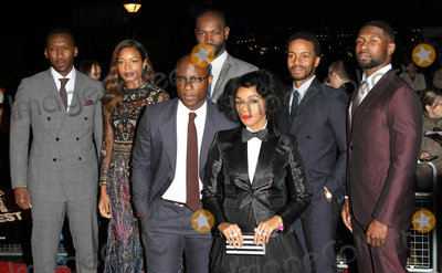 Andre Holland Photo - London UK Mahershala Ali Naomie Harris writer and executive producer Tarell Alvin McCraney director Barry Jenkins and actors Janelle Mone Andre Holland and Trevante Rhodes at BFI London Film Festival Competition Screening of Moonlight at the Embankment Garden Cinema London on October 6th 2016Ref LMK73-61096-071016Keith MayhewLandmark Media WWWLMKMEDIACOM