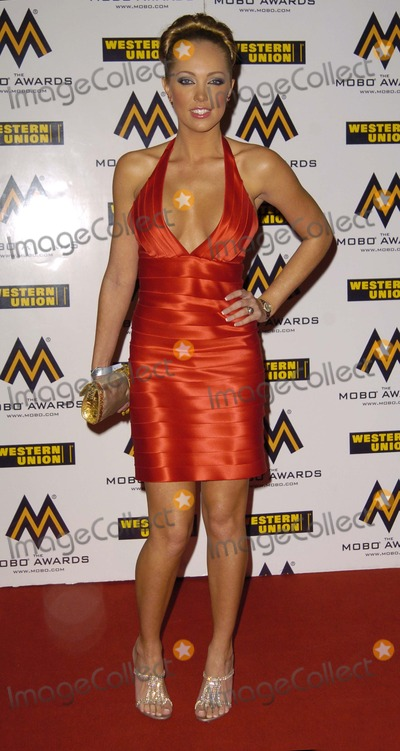 Aisleyne Horgan-Wallace Photo - LondonUK Aisleyne Horgan-Wallace at the MOBO awards O2 Arena 19th September 2007  Can NguyenLandmark Media