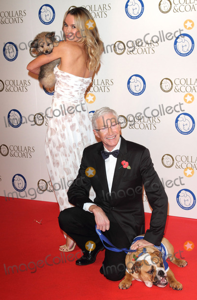 Paul OGrady Photo - London UK Amanda Holden and Paul OGrady at Collars  Coats Gala Ball 2014 at Battersea Evolution  London on 30th October 2014Ref LMK73-49956-311014Keith MayhewLandmark Media WWWLMKMEDIACOM