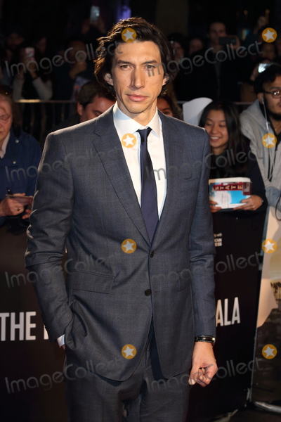 Adam Driver Photo - London UK Adam Driver at The BFI 63rd London Film Festival Mayfair Hotel Gala screening of Marriage Story held at the Odeon Luxe Leicester Square London on October 6th 2019Ref LMK73-J5550-061019Keith MayhewLandmark MediaWWWLMKMEDIACOM