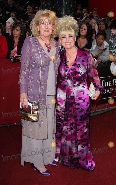 Anna Karen Photo - London UK Anna Karen and Barbara Windsor at the 2009 British Soap Awards held at the BBC Television Centre in London 9th May 2009Keith MayhewLandmark Media