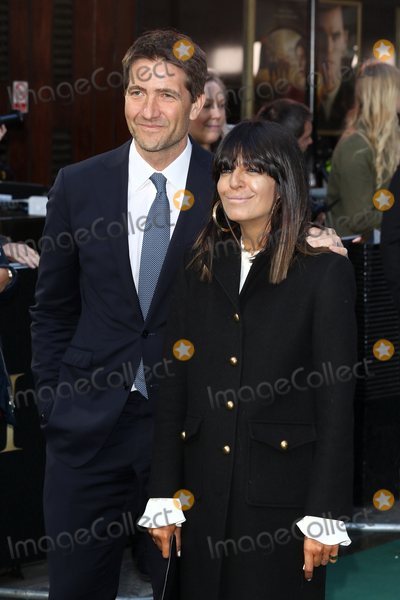Claudia Winkleman Photo - London UK  Krys Thykier and Claudia Winkleman at Tolkien UK Premiere at the Curzon Mayfair London on Monday April 29th 2019 Ref LMK73-J4824-300419Keith MayhewLandmark MediaWWWLMKMEDIACOM
