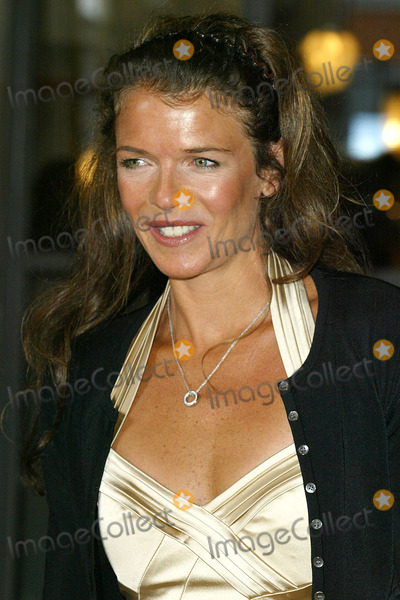 Annabel Croft Photo - London Annabel Croft at the press launch for the new ITV show Celebrity Wrestling which feature 12 celebs dressed as superheroes with their own gladiator-style names The celebs battle it out in the ring after they are coached by professional wrestlers from the US and split into two teams The Crusaders and The Warriors 13 April 2005Picture by Jenny RobertsLandmark Media