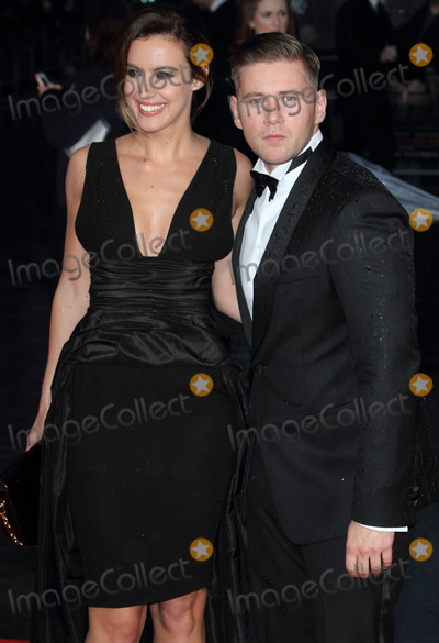 Charlie Webster Photo - London UK Allen Leech and Charlie Webster at The Imitation Game Opening Night Gala of BFI London Film Festival at the Odeon Leicester Square London on October 8th 2014Ref LMK73-49763-091014Keith MayhewLandmark Media WWWLMKMEDIACOM