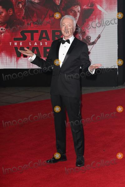 Anthony Daniels Photo - London UK Anthony Daniels at Star Wars Episode VIII The Last Jedi European Premiere at the Royal Albert Hall Kensington Gore London on Tuesday 12 December 2017Ref LMK73-J1294-131217Keith MayhewLandmark MediaWWWLMKMEDIACOM
