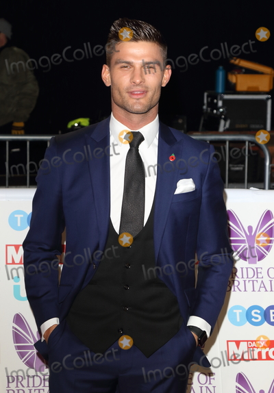 Aljaz Skorjanec Photo - London UK Aljaz Skorjanec at Pride of Britain Awards 2018 at the Grosvenor House Park Lane London on Monday 29 October 2018Ref LMK73-J2870-301018Keith Mayhew Landmark Media WWWLMKMEDIACOM  Georgia Toffolo