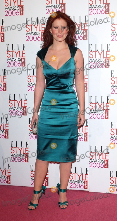 Amy Nuttall Photo - London Amy Nuttall at the Elle Style Awards held at the Atlantis Gallery Old Truman Brewery20 February 2006Eric BestLandmark Media