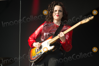 Anna Calvi Photo - London UK  Anna Calvi  performing live on stage during the All Points East Festival at Victoria Park in London 25th May 2019 RefLMK370-2481-260519Justin NgLandmark MediaWWWLMKMEDIACOM