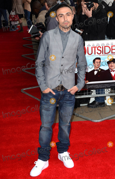 Adam Deacon Photo - London UK Adam Deacon at the UK Premiere of Outside Bet held at Cineworld Haymarket 24th April 2012Keith MayhewLandmark Media