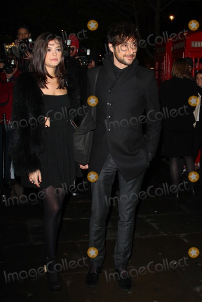 Zane Photo - London UK  Alex Zane and Lorena Mancini at the  English National Ballet Christmas Party held at St Martins Lane Hotel before a performance of The Nutcracker at the Coliseum London 14th December 2011 Keith MayhewLandmark Media