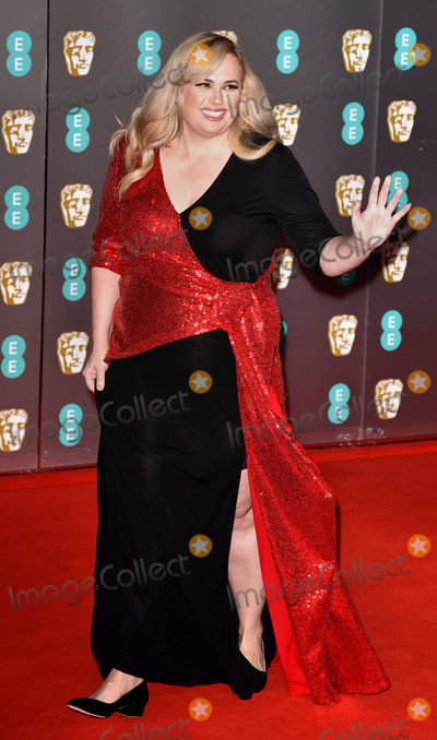 Rebel Wilson Photo - London UK Rebel Wilson at the 73rd British Academy Film Awards held at The Royal Albert Hall South Kensington on Sunday 2 February 2020 Ref LMK392 -J6086-030220Vivienne VincentLandmark Media WWWLMKMEDIACOM
