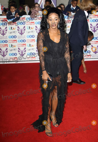 Alexandra Burke Photo - London UK  Alexandra Burke   at  The Daily Mirror Pride of Britain Awards in partnership with TSB at the Grosvenor House Hotel Park Lane   29th October 2019RefLMK73-S2511-291019Keith MayhewLandmark Media WWWLMKMEDIACOM