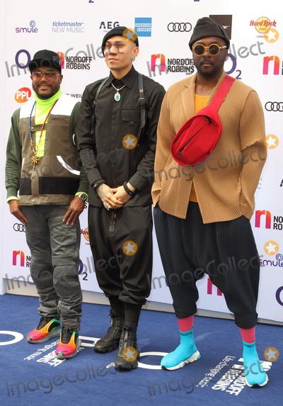 Black Eyed Peas Photo - LondonUK  Black Eyed Peas at the Nordoff Robbins O2 Silver Clef Awards at the Grosvenor House Park Lane5 September 2018Ref LMK73 -MB3005-050719Keith MayhewLandmark Media WWWLMKMEDIACOM
