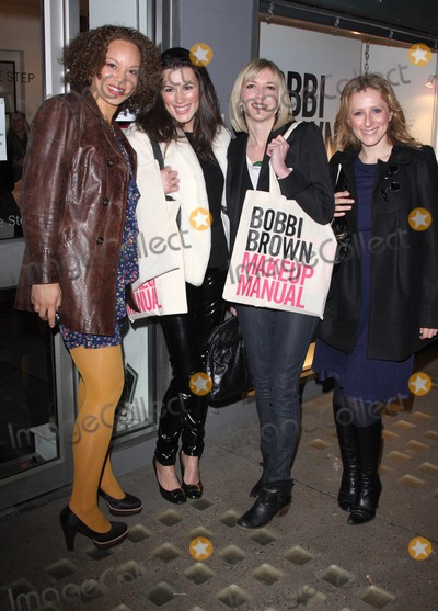 Nicola Stephenson Photo - London UK Angela Griffin Kate Magowan Lisa Faulkner and Nicola Stephenson at the Bobbi Brown Makeup Manual book launch party held at Getty Images Gallery in London 29th January 2009Keith MayhewLandmark Media