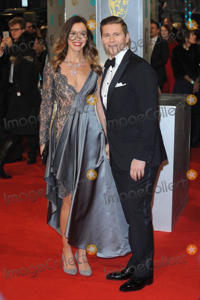 Charlie Webster Photo - London UK Charlie Webster (L) and Allen Leech  at the EE BAFTA British Academy Film Awards Red Carpet Arrivals at the Royal Opera House Covent Garden London 8th February  2015 RefLMK200-50550-090215Landmark MediaWWWLMKMEDIACOM