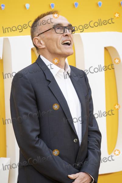 Danny Boyle Photo - London UK Danny Boyle at Yesterday UK Premiere at the Odeon Luxe Leicester Square London on June 18th 2019Ref LMK386-J5086-190619Gary Mitchell Landmark MediaWWWLMKMEDIACOM