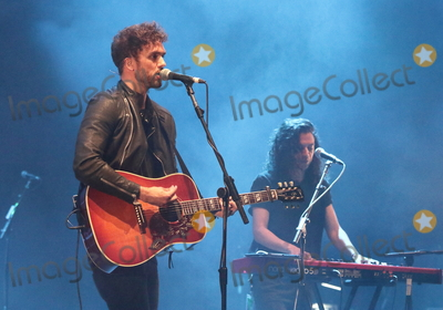 Andy Brown Photo - London UK Andy Brown (L)  - Live in concert at the Royal Albert Hall Kensington The former front man with Lawson is launching a new solo career as a country singer  18th May 2018 Ref LMK73-S1351-190518Keith MayhewLandmark Media WWWLMKMEDIACOM