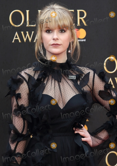 Hannah Arterton Photo - London UK Hannah Arterton at The Olivier Awards 2018 at the Royal Albert Hall Kensington Gore London on Sunday 08 April 2018Ref LMK73-J1865-090418Keith MayhewLandmark MediaWWWLMKMEDIACOM