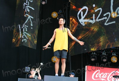 Harley Alexander-Sule Photo - London UK Harley Alexander-Sule of Rizzle Kicks performing live at the Olympic Torch Relay Coca-Cola Concert at Hyde Park in London July 26th 2012Justyna SankoLandmark Media
