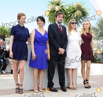 Andrea Arnold Photo - Cannes France Emmanuelle Devos Hiam Abbass Nanni Moretti Andrea Arnold and Diane Kruger at the 65th Annual Cannes Film Festival Feature Film Jury Photocall held at the Palais des Festivals16th May 2012SydLandmark Media