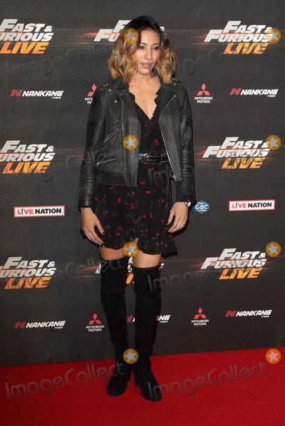 Karen Clifton Photo - LondonUK Karen Clifton  at the Fast and Furious Live Global Premiere at the 02 Arena Peninsula Square 19th January 2018  RefLMK73-S1076-200118Keith MayhewLandmark MediaWWWLMKMEDIACOM