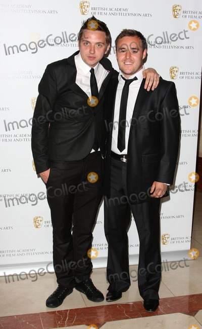 Alan Halsall Photo - London UK Alan Halsall and Halsall at BAFTA Craft Awards at the Hilton Park Lane 23rd May 2010Keith MayhewLandmark Media