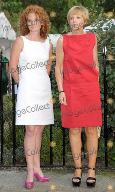 Anne Robinson Photo - London UK Emma Wilson and Anne Robinson  arriving at the David Frost Summer Party at Carlyle Square in London 2nd July 2009 SydLandmark Media